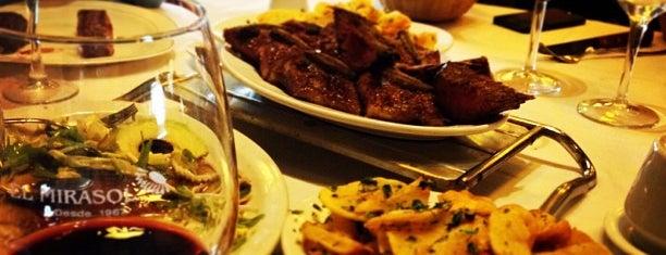 El Mirasol de la Recova is one of Hipster Food @ Baires.