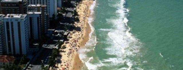 Praia de Boa Viagem is one of Mayor list :).