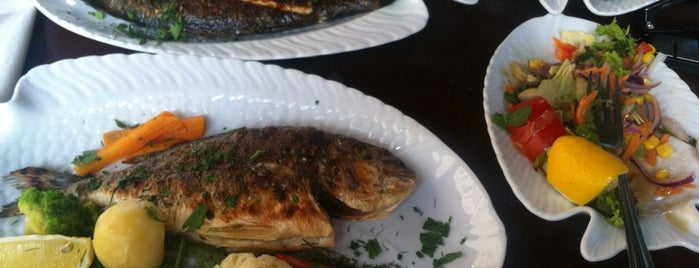 Öz Fish House is one of Berlin food.
