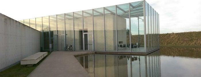 Langen Foundation is one of 建築マップ ヨーロッパ.