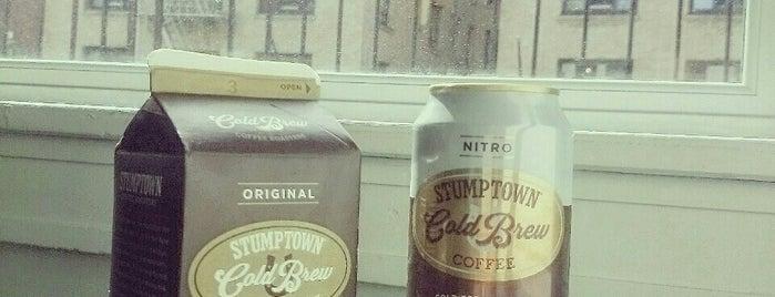 Stumptown Coffee Roasters is one of PDX Rose Fest.