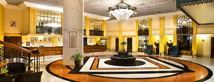 Hilton is one of Emilio'nun Kaydettiği Mekanlar.