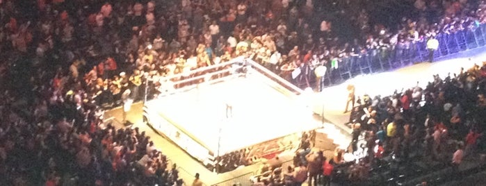 WWE LIVE is one of Lieux qui ont plu à ElPsicoanalista.