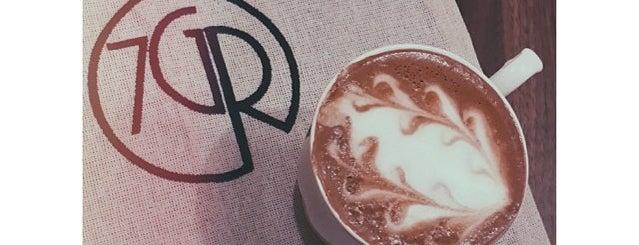 7GR Coffee is one of İstanbul Yeme&İçme Rehberi - 5.