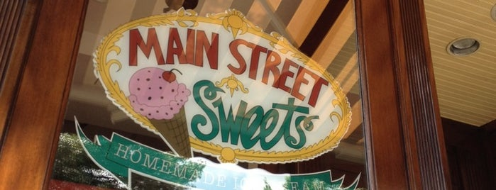 Main Street Sweets is one of Outside NYC.