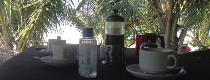 maitree café is one of Goa.