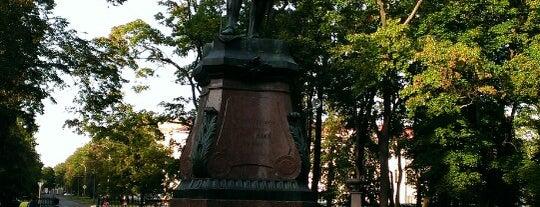 Памятник Петру I is one of Кронштадт.