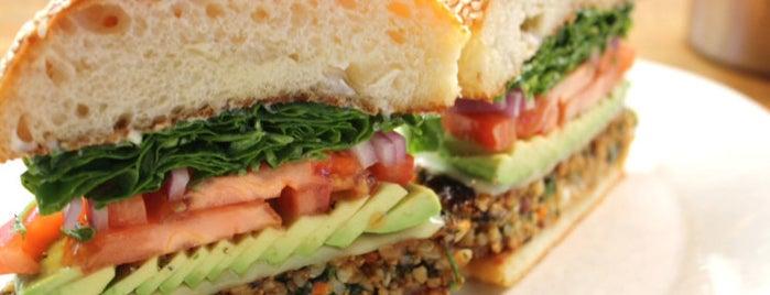 Honor Bar is one of 11 Best Veggie Burgers in Los Angeles.