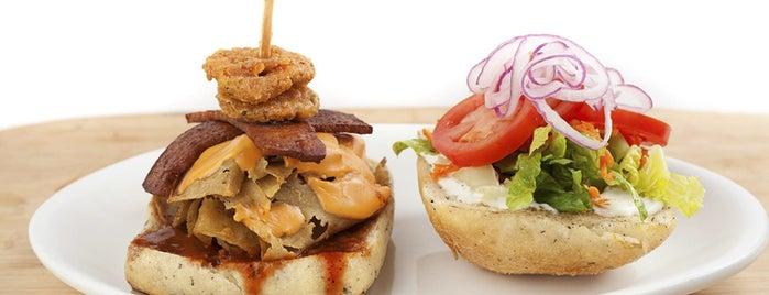 Native Foods is one of 11 Best Veggie Burgers in Los Angeles.