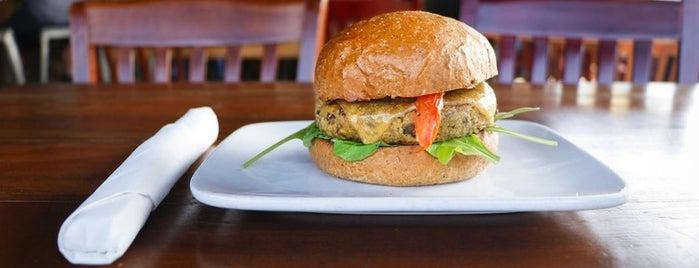 Stout Burgers & Beers is one of 11 Best Veggie Burgers in Los Angeles.