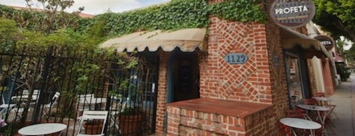 Espresso Profeta is one of 10 Best Coffee Shops in Los Angeles.