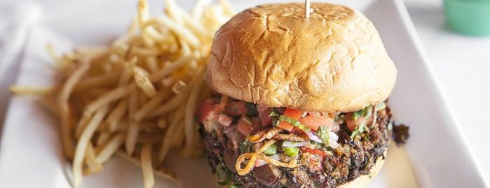 11 Best Veggie Burgers in Los Angeles