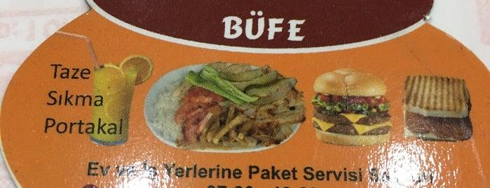 Merkez Büfe is one of Istanbul.