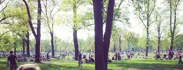 Volkspark Friedrichshain is one of Berlin with kids.
