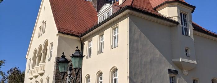 Schloss Krugsdorf is one of Hotels 2.