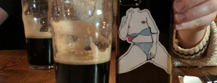 Wenona Lodge is one of Toronto Beer.