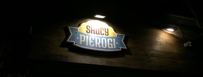 Saucy Pierogi is one of Daniel's Liked Places.