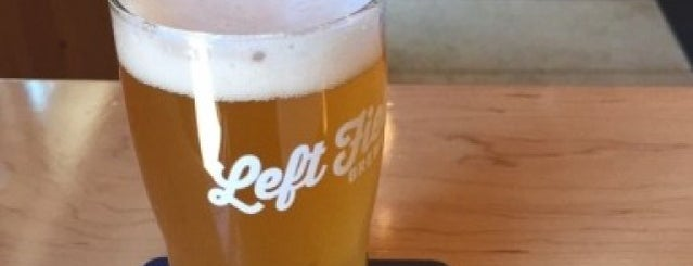 Left Field Brewery is one of Toronto Beer.