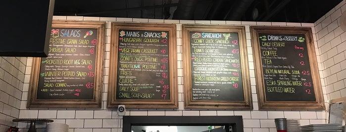 Buna's Kitchen is one of Toronto.