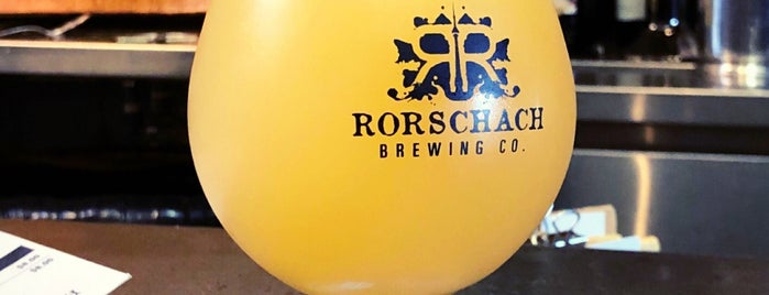 Rorschach Brewing Co. is one of Danielさんのお気に入りスポット.