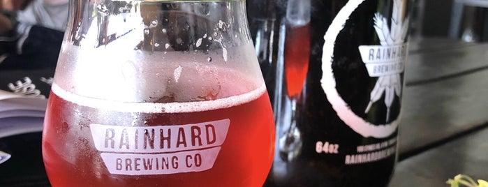 Rainhard Brewing is one of Locais salvos de Boris.