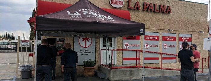 Burritos La Palma is one of LA To-Do.