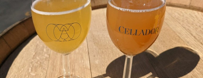 Cellador Ales is one of Craft Beer and Breweries.