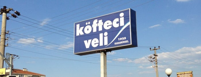Köfteci Veli 1925 is one of KÖFTECİ.