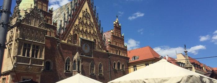 Wrocław is one of สถานที่ที่ Krzysztof ถูกใจ.