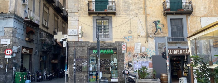 Piazza Luigi Miraglia is one of NAPLES - ITALY.