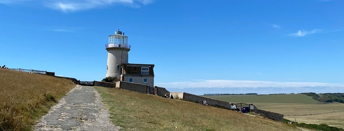 Belle Tout Lighthouse is one of Posti che sono piaciuti a Emilie.