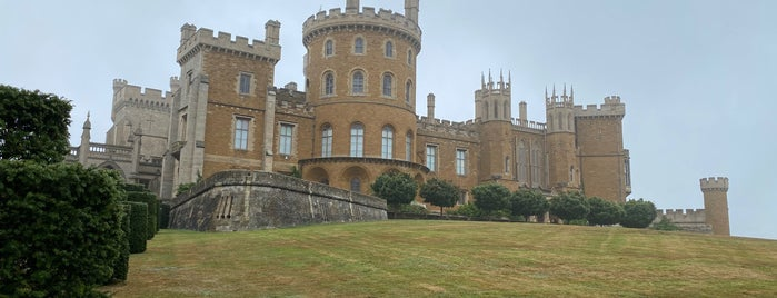 Belvoir Castle is one of Carl 님이 좋아한 장소.