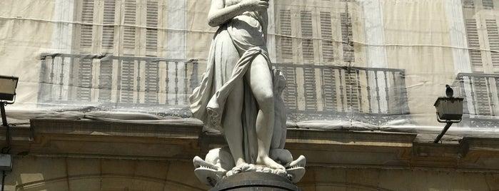 Estatua De La Mariblanca is one of Madrid estatuas.
