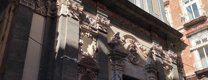 Complesso Museale di Santa Maria delle Anime del Purgatorio ad Arco is one of NAPLES - ITALY.
