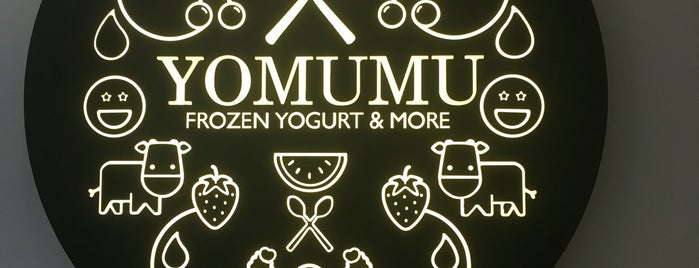 Yomumu Frozen Yogurt Alaçatı is one of Tolgaさんのお気に入りスポット.
