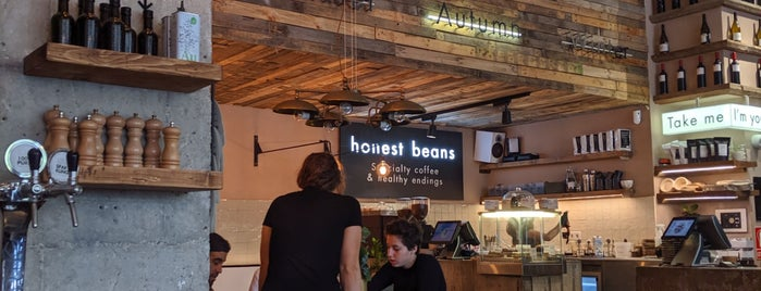 Honest Greens is one of Restaurantes por descubrir.