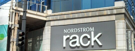 Nordstrom Rack is one of Seattle.