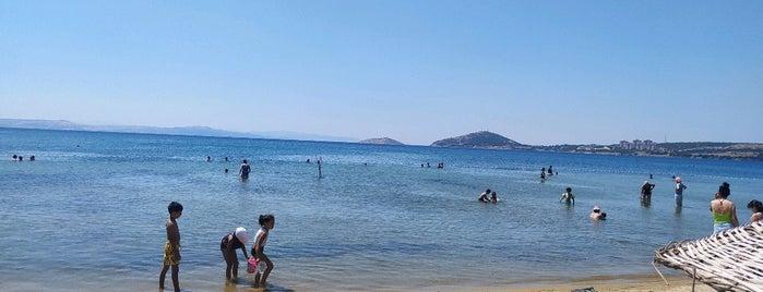 Gün Batımı Tatil Köyü Beach is one of 🇹🇷Burak🇹🇷さんのお気に入りスポット.