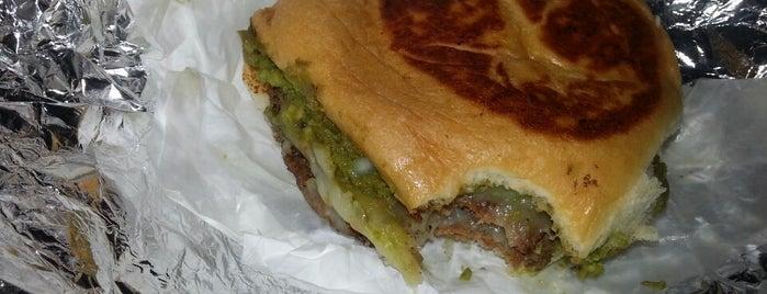 TPR Burger is one of Tempat yang Disukai Matthew.
