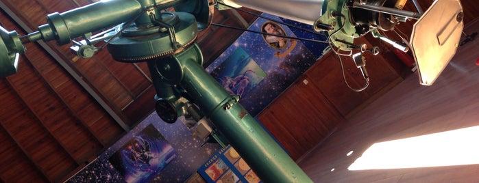 Обсерватория при Волгоградском планетарии is one of Posti che sono piaciuti a Daria.