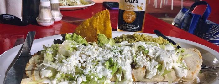 Tacos Rigo is one of Cancun.