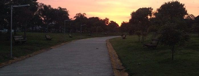 Parque Villa-Lobos is one of My São Paulo spots.