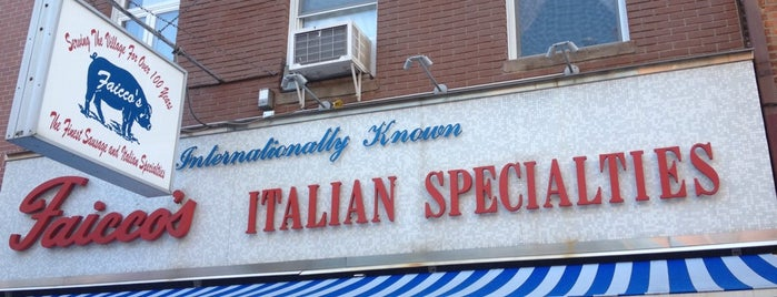 Faicco's Italian Specialties is one of NYC NYC.