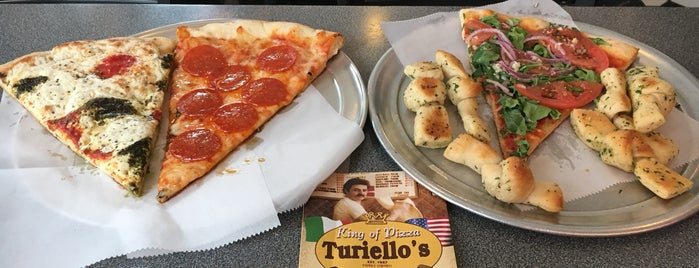 Turiello's is one of Outside NYC.