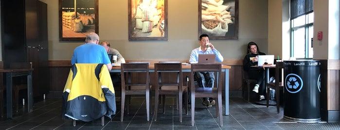 Starbucks is one of Adam'ın Beğendiği Mekanlar.