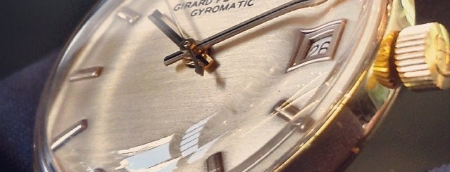 Girard-Perregaux Boutique is one of New York City Guide.