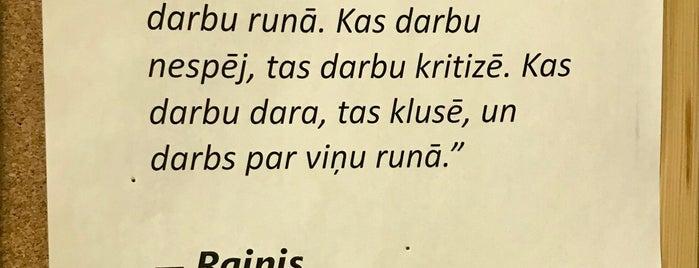 Rīgas Stradiņu slimnīca: ķirurģijas nodaļa is one of Lieux qui ont plu à Zane.