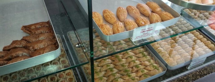 Balkan baklava is one of Sweet.