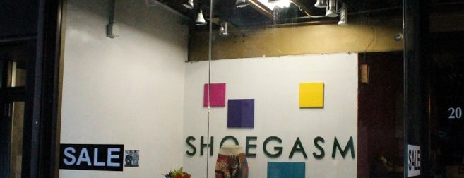 Shoegasm is one of NYC.