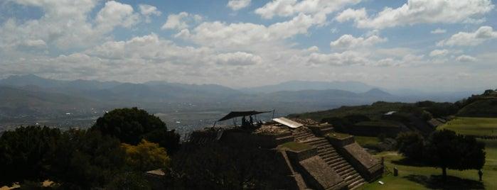 Monte Albán is one of Posti che sono piaciuti a Alfa.